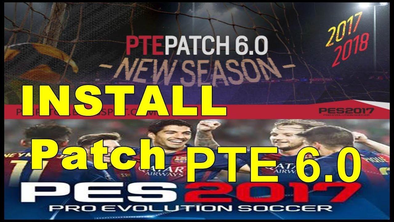 Cara Install Patch PTE 6 0 + Link FIX Stuck Kick Off by Sudira Guna