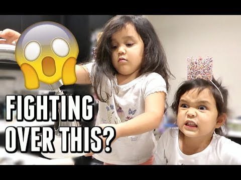 ARE THEY REALLY FIGHTING OVER THIS?! -  ItsJudysLife Vlogs thumbnail