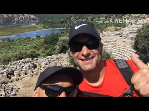 Weight Loss and Detox Camp Dalyan Turkey | MG Fit in Fitness Training