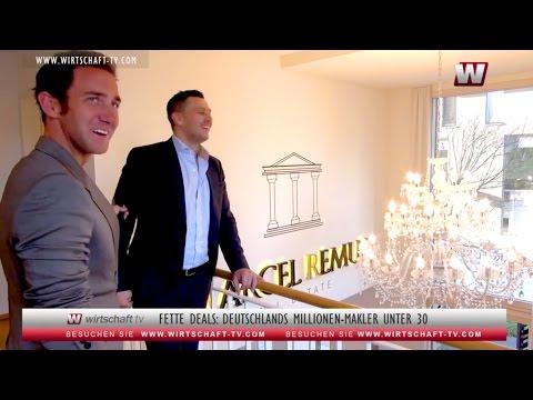 Fette Deals: Deutschlands Millionen-Makler unter 30