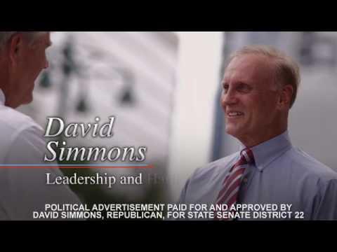 David Simmons, bringing leadership and hardwork to Florida