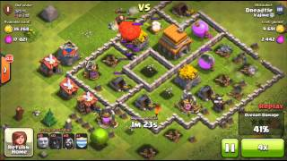 Clash of Clans Gameplay/Commentary part 14: Son of a Biscuit!