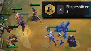 Shapeshifter Main!   Teamfight Tactics Gameplay [Deutsch]