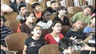 "PS22 Chorus ""GOLD DUST"" Tori Amos"