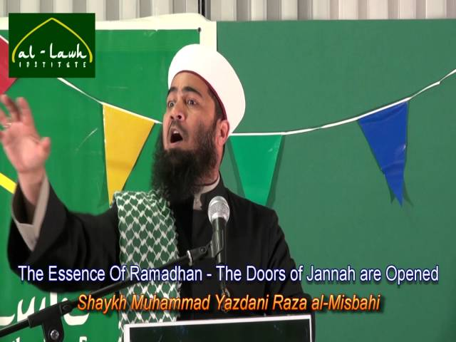 The Essence Of Ramadhan - The Doors Of Jannah Are Open Travel Video