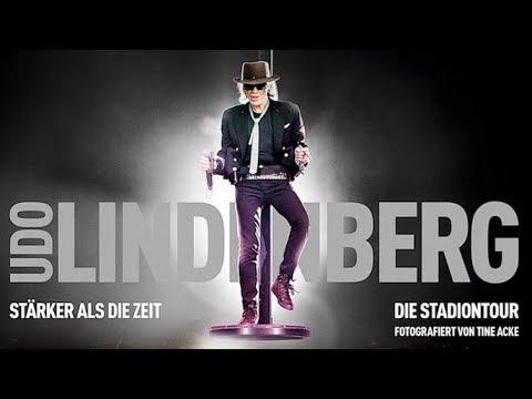 Udo Lindenberg & Tine Acke  Fotobuch Stärker als die Zeit  Die Stadiontour