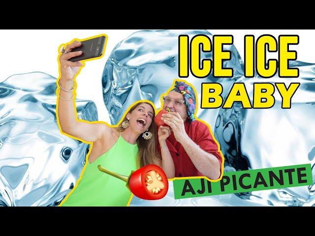 Conoce los tipos de hielo, mientras te diviertes con el chef Ivo Mazzon