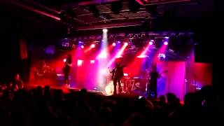 We Butter The Bread With Butter - Das Uhrwerk (live @ Backstage/München - 29.03.2015)