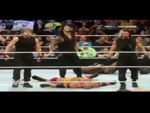 Smackdown shield vs 11on3 handicap match