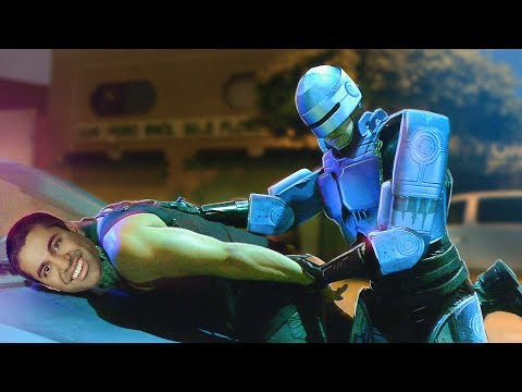 RoboCop Protects The Internet
