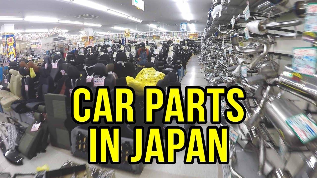 Car Parts Shopping in JAPAN! + Work Wheels Arrive! | VLOG