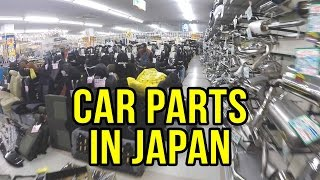 Car Parts Shopping in JAPAN! + Work Wheels Arrive! | VLOG
