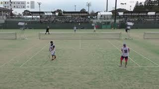 2018ソフトテニス ジュニア ジャパンカップ Step4 U-14 男子ダブルス決勝