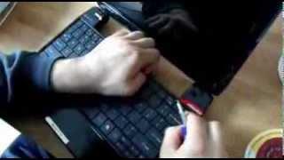 Disassemble Acer Aspire - Ferrari one