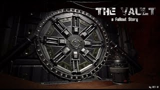 The VAULT - A Fallout Story [Darkride: Planet Coaster]