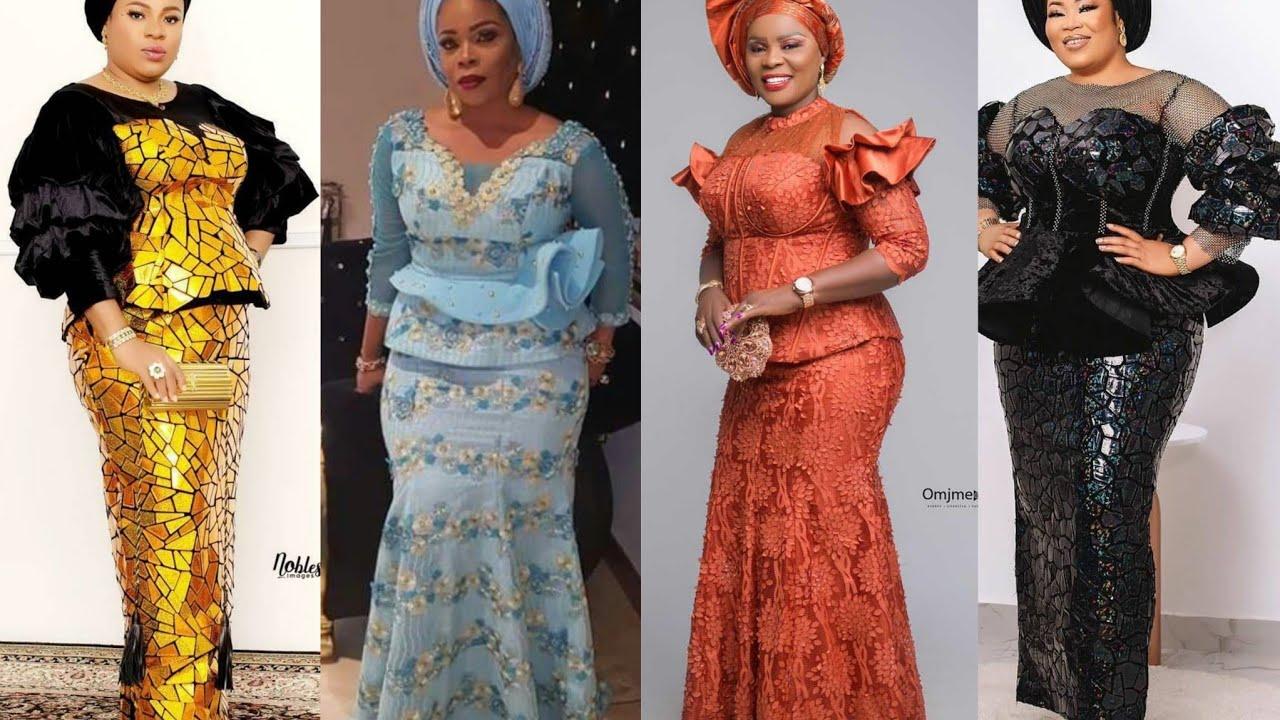 Lace Skirt & Blouse 20 & Peplum Blouse & Skirt Latest lace ...