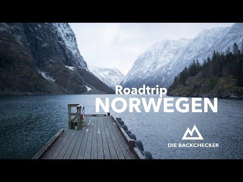 Roadtrip Norwegen - Abenteuer im Land der Fjorde // Teil I