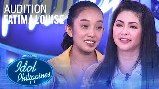 Fatima Louise - The Edge of Glory | Idol Philippines Auditions 2019