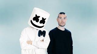 Marshmello Ft. Bastille - Happier   Lyric Video  Teledysk