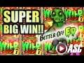 ★SUPER BIG WIN!!★ BETTER OFF ED | OMG! RETRIGGER!! MAX BET Slot Machine Bonus (Bally)