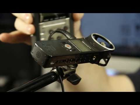 Zoom H1 Test and Demo