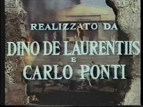 Random Movie Pick - Attila (1954) Anthony Quinn & Sophia Loren YouTube Trailer
