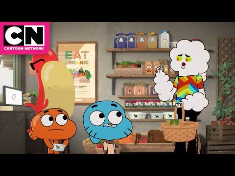 The Amazing World of Gumball | An Eco-Friendly Mr. Small | Cartoon Network