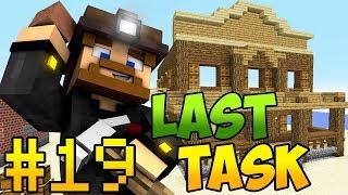 Minecraft LastTask 2 #19 - МОЙ ДОМ НА ДИКОМ ЗАПАДЕ