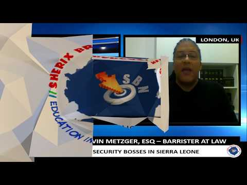 SBN ANCHOR IBRAHIM SHERIFF SPEAKS TO LAWYER KEVIN METZGER ON THE ECOWAS COURT RULING