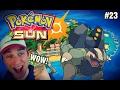 Pokemon SUN (odc. 23) - ALOLAŃSKI GOLEM JEST ŚWIETNY!
