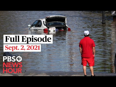 Download PBS NewsHour full episode, Sept. 2, 2021