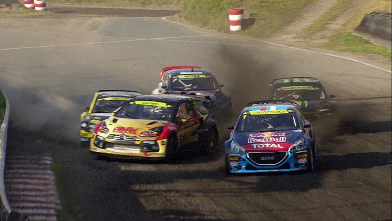 Rallycross-WM Estering 2014 - GRIP - Folge 310 - RTL2
