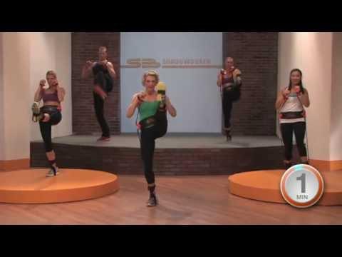Shadowboxer Workout | Leg Accelerator (english)