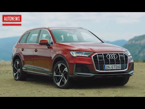 Обновлённый Audi Q7 (2020): все подробности о новинке