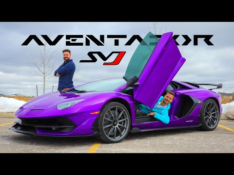 Lamborghini Aventador SVJ Review // A $680,000 Monster On Wheels