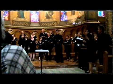 U Maryland Chamber Singers, This little light of mine (Moses Hogan)