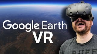 VR the World - Google Earth VR