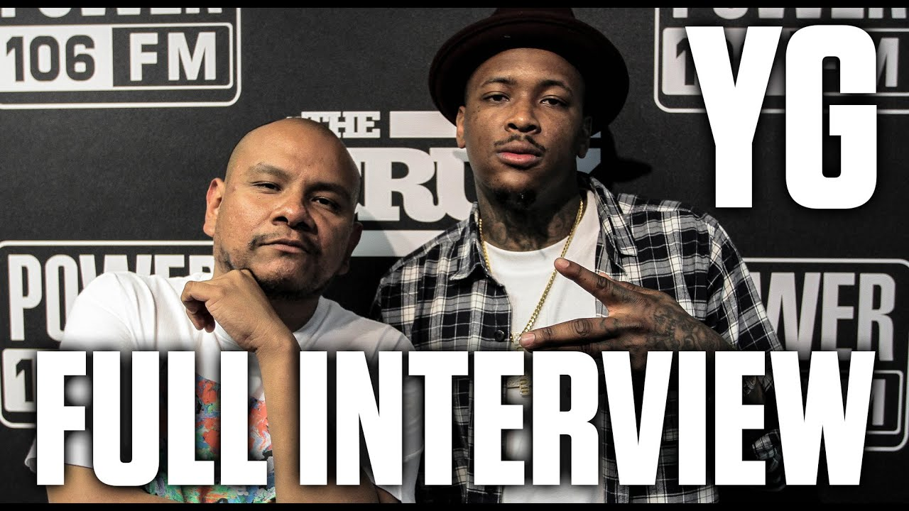Download YG Full Interview