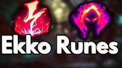 Ekko Runes Season 10
