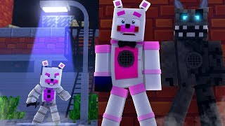 Who's The Murderer?! Minecraft FNAF Roleplay