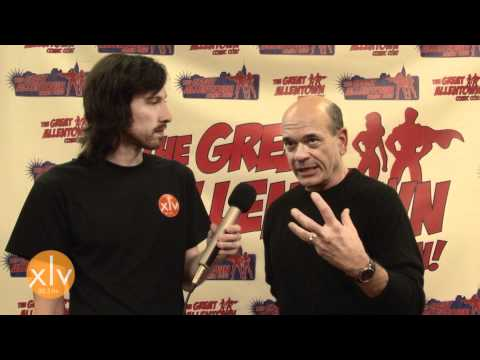 WXLV LIVE! Johnny Gothic Interview with Robert Picardo!