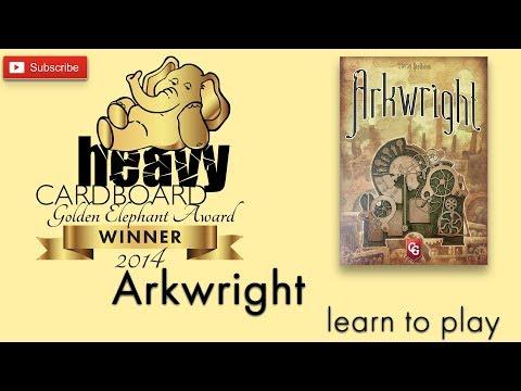Arkwright (Waterframe) full teach by Heavy Cardboard