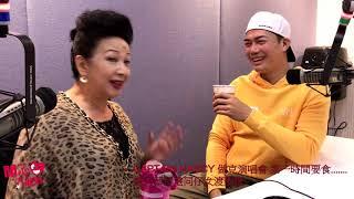 謝天華 問家燕姐做完演唱會後第一樣想食咩?
