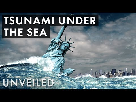 What If You're Underwater During a Tsunami?  | Unveiled