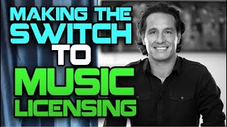 Orchestral/Trailer Producer Makes The Switch To Music Licensing