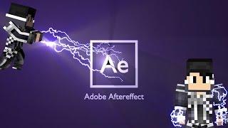 Как сделать молнии в Adobe After Effects. Урок 3