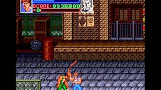 Super Double Dragon (SNES) - Complete Playthrough