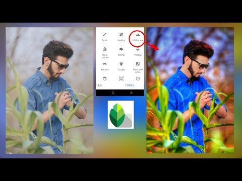 Snapseed Color Effects Editing || Amazing Editing Tricks ||Best Color Effect