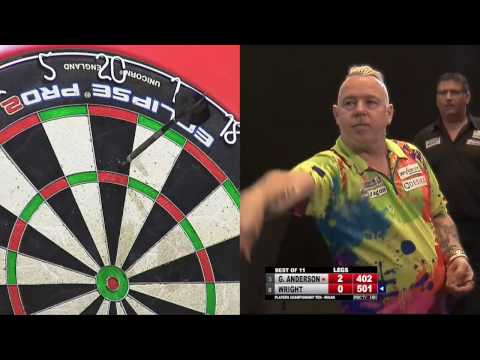 Players Championship 10 Final (2017) - Gary Anderson v Peter Wright