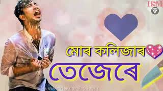 Whatsapp status Emotional  [Assamese ] // heart touching sad  video for status by HSM Rdx